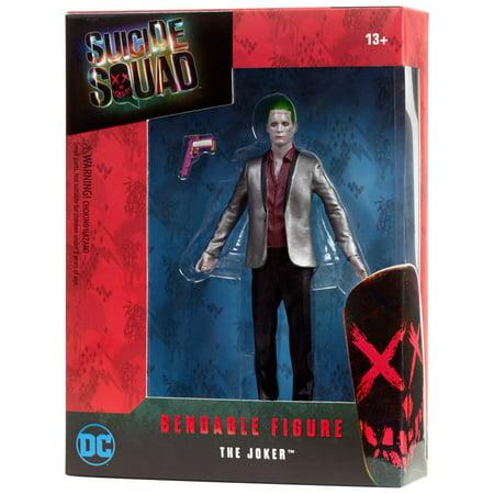 The Joker Bendable, Suicide Squad - Joker Tie