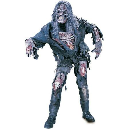 Complete Zombie Adult Halloween - Zombie Makeup For Kids Halloween