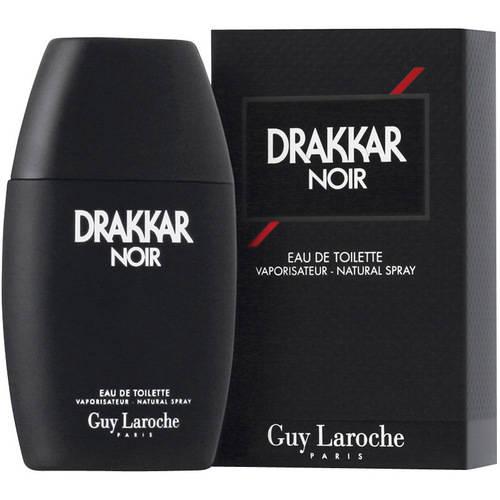 Drakkar Noir Eau de Toilette 1.7 oz Spray for Men