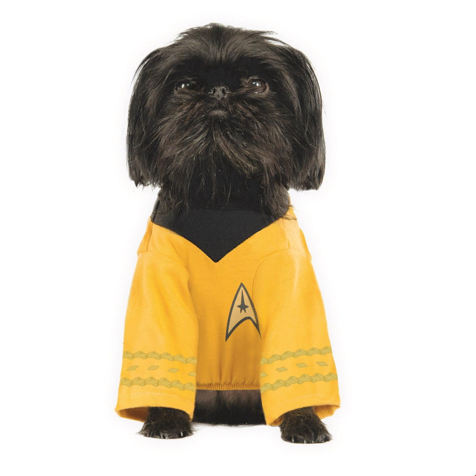 Star Trek Pet Captain Kirk Halloween Costume