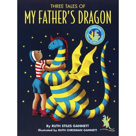 Three Tales of My Father's Dragon for $<!---->