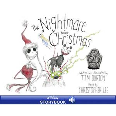 Tim Burton's The Nightmare Before Christmas - eBook