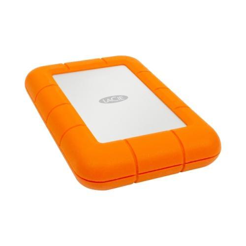 "Lacie LaCie Rugged USB3 120 GB 2.5"" External Solid State Drive 2QN5958"