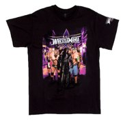 Wrestlemania XXX Black T-Shirt