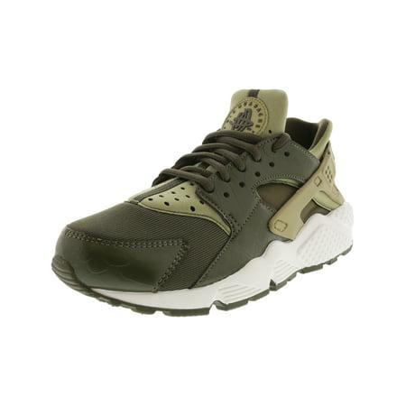 9dfb93ce3a17 Nike Women s Air Huarache Run Neutral Olive   Carbon Khaki Ankle-High Running  Shoe ...