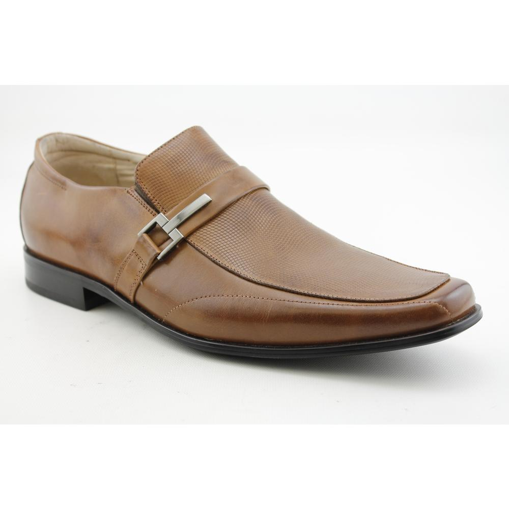 Stacy Adams Beau Men Square Toe Leather Loafer by Stacy Adams