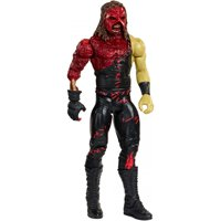 WWE Zombie Superstars Kane Action Figure with Unique Detailing