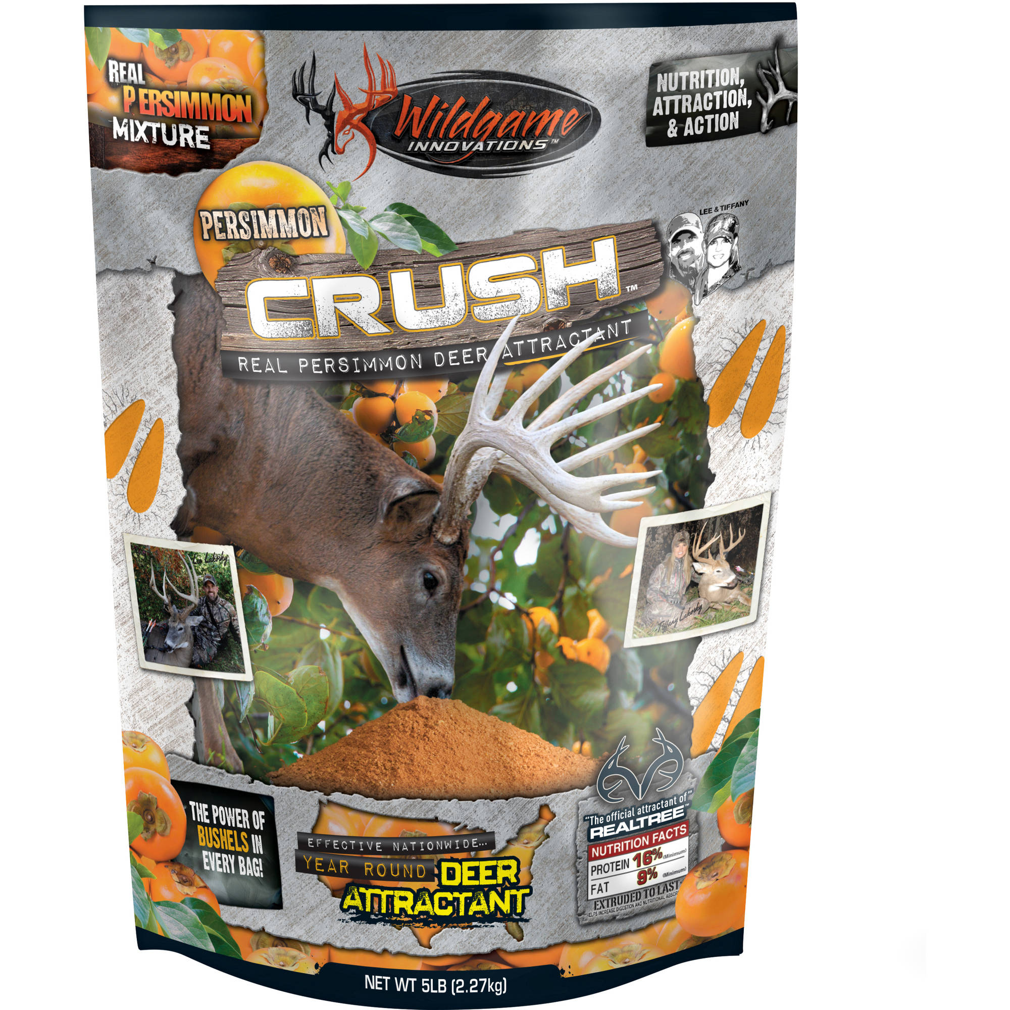 Wildgame Innovations Persimmon Crush Powder
