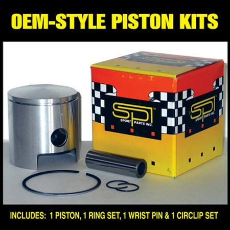 Cc Djs Kit - 1973 SKI-DOO TNT 294     294 CC F/C 09-764-02N   Piston Kit With Rings .020 By N