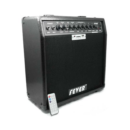 Engl Guitar Amplifiers - Fever 40 Watts Guitar Combo Amplifier with USB and SD Audio Interface with Remote Control
