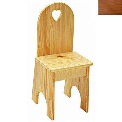 Prime Little Colorado 022Hoht Solid Back Heart Kids Chair In Honey Oak Gmtry Best Dining Table And Chair Ideas Images Gmtryco