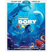 Finding Dory (Blu-ray + DVD + Digital HD) by Buena Vista
