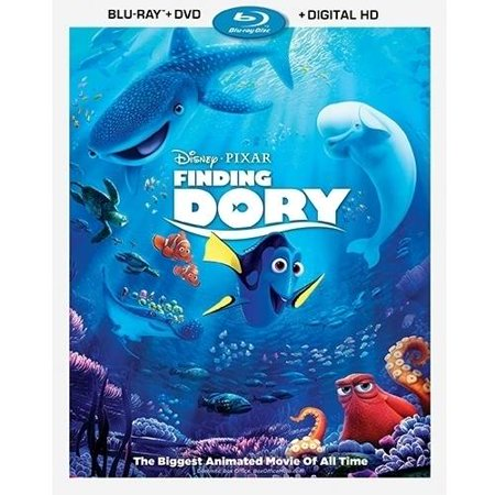 Finding Dory  Blu Ray   Dvd   Digital Hd