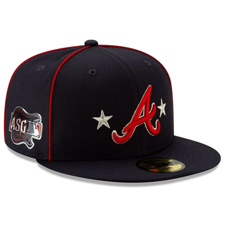 Atlanta Braves New Era 2019 MLB All-Star Game On-Field 59FIFTY Fitted Hat -