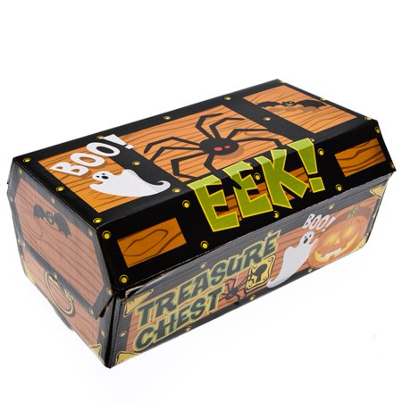 Halloween Treasure Chest