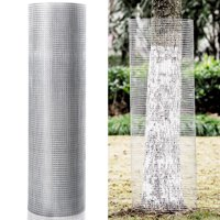 Costway 48'' x 50' 1/2inch 19 Gauge Galvanized Wire Fence Mesh Cage Roll