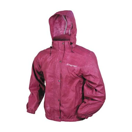 Frogg Toggs Pro Action 2014 Womens Rain Jacket Black/Cherry