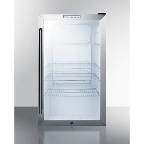 Summit Appliance Summit Commercial 3.35 cu.ft. Beverage Center with Lock