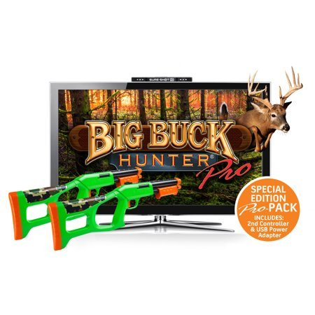 Sure Shot HD Big Buck Hunter Pro Pack Special Edition Big Buck Hunter Online