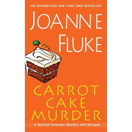 Carrot Cake Murder (Carrot Cake Halloween)