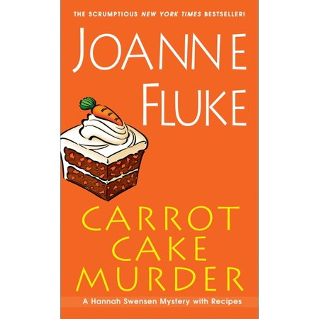 Carrot Cake Murder - Halloween Carrot Cake Muffins