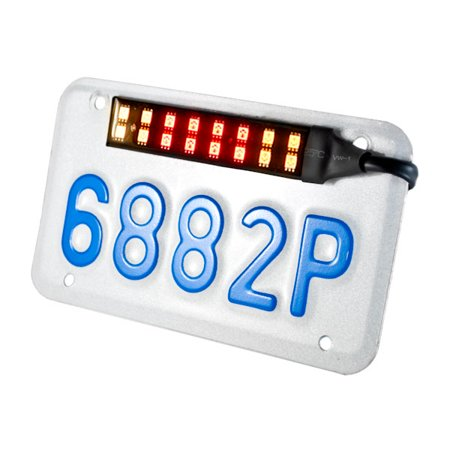Dyna Glow Integrated LED Taillight Strip Signals For Ducati Super Sport Mark 3 Classic 800 900 1000 - image 7 of 8