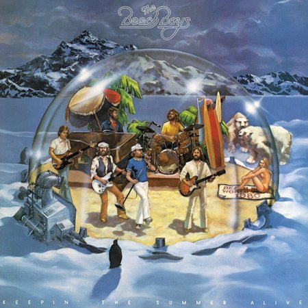 Keepin the Summer Alive (Vinyl) - Alice Cooper Keepin Halloween Alive