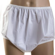 DMI Adult Diapers Incontinence Underwear Pants for Men Women and Children Pull On Style Medium