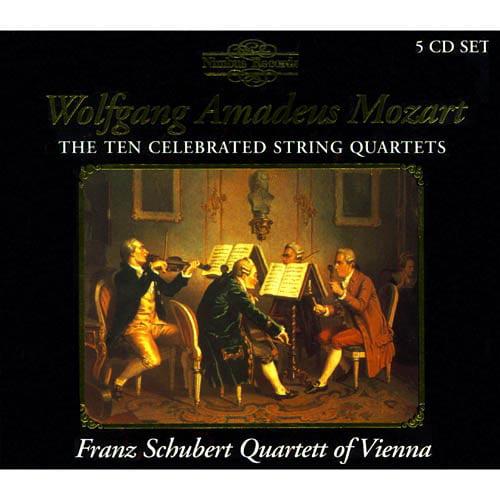10 Celebrated String Quartets