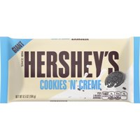 Hershey's, Giant Cookies N Créme White Créme Candy Bar, 6.5 Oz.