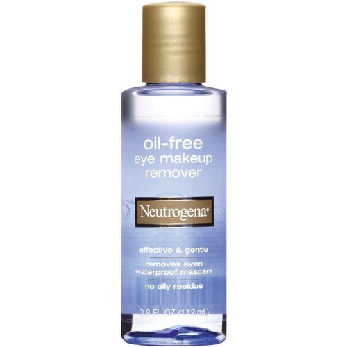 Neutrogena Oil-Free Eye Makeup Remover, 3.8 oz