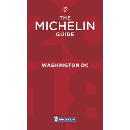 Michelin Guide Washington, DC 2018 : Restaurants