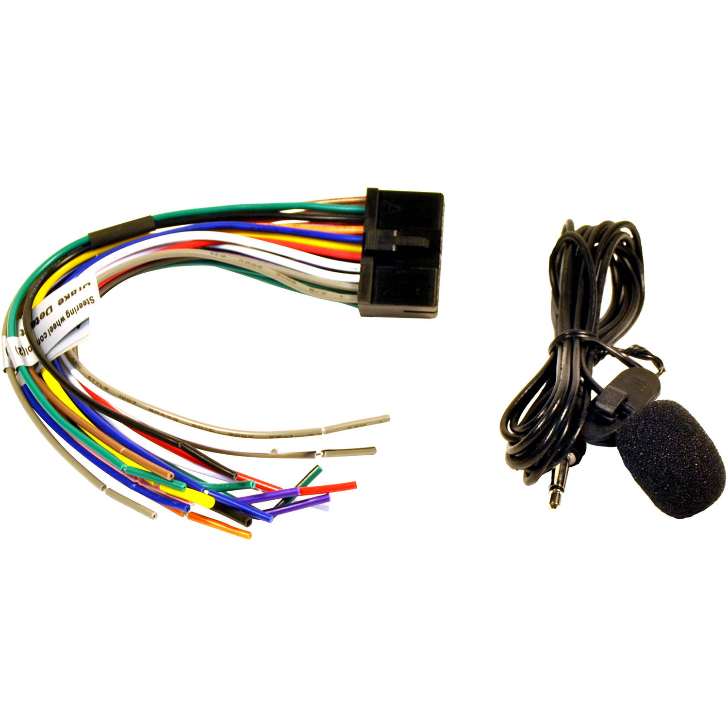 Xo vision xod bt wiring harness diagram