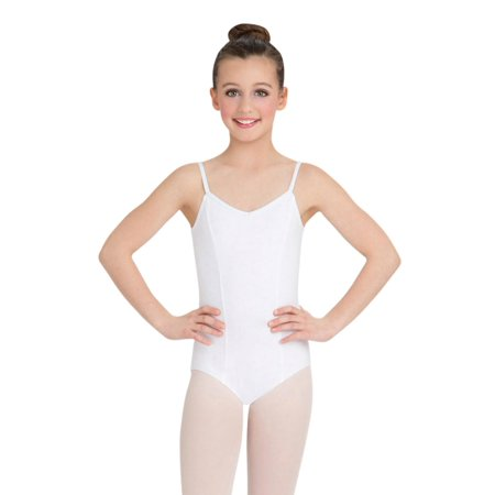 Princess Camisole Leotard - Girls - Princess Peach Leotard