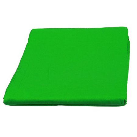 10x12 GREEN 10x12 Foot Chroma Key Green Screen Muslin Backdrop Chroma Key Digital Backdrops