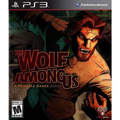 The Wolf Among Us (PS3) - Pre-Owned