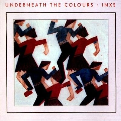 Underneath the Colours [Audio Cassette] INXS ()