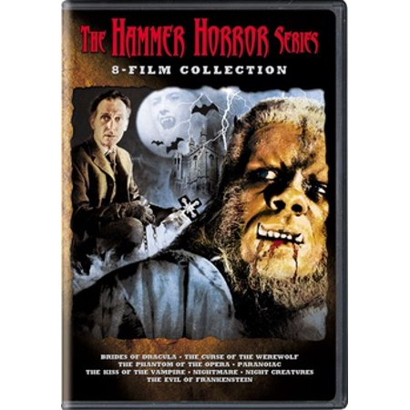 Hammer Horror Series 8-Film Collection (DVD)