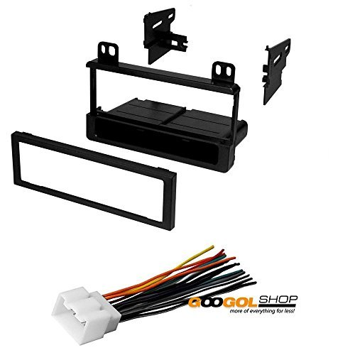Ford Stereo Wiring Harness. Ford 1999 2003 F150 Car Stereo Dash Install Mounting Kit Wire Harness. Wiring. Crown Victoria Radio Wiring 1989 At Scoala.co