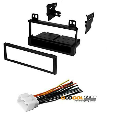 ford 2001 - 2005 explorer sport trac car stereo dash install mounting kit wire (Mount Kit Explorer)