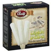 Dean Foods Purity Premium Treats Pops, 12 ea