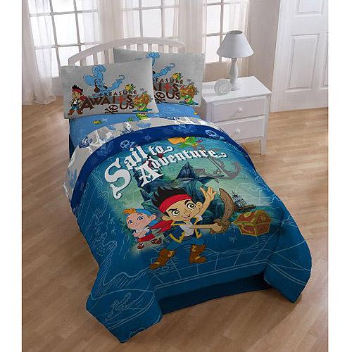 Jake and Pirates Reversible Comforter