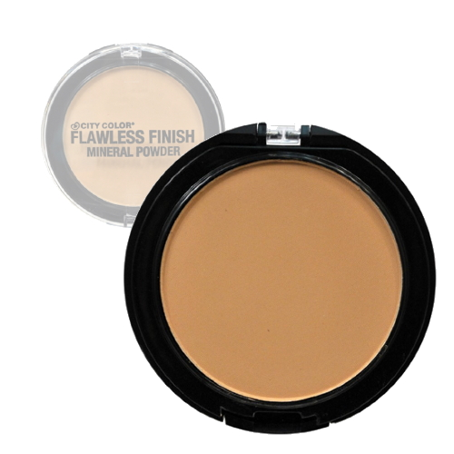 CITY COLOR Flawless Finish Mineral Powder - Soft Beige
