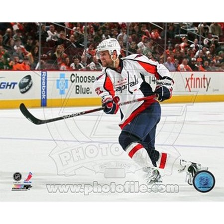 Mike Green 2011-12 Action Sports Photo