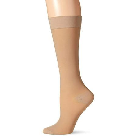 Dr. Scholl's Women's Premier Sheer Firm Support Socks,  Beige, Shoe: covid 19 (Firming Body Wash coronavirus)