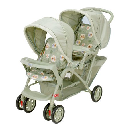Graco Duoglider Stroller Days Of Hunny