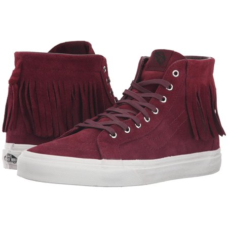 42c165ded5 Vans - Vans Sk8-Hi Moc Unisex Port Royale Shoes - Walmart.com