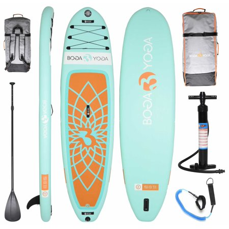 Boga Yoga Inflatable SUP Board