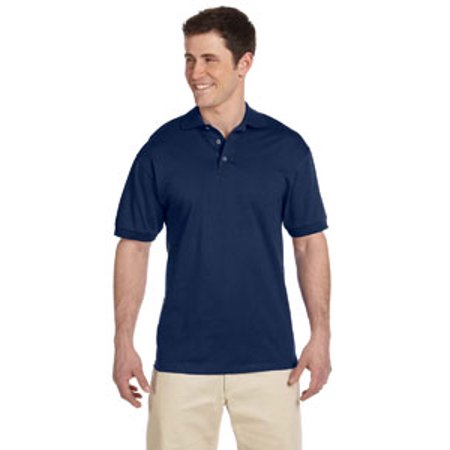 Jordan Heavyweight Jersey (Jerzees Adult 6.1 oz. Heavyweight Cotton™ Jersey Polo)
