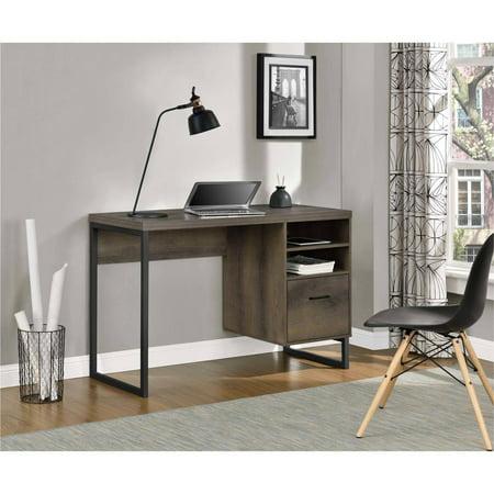 Ameriwood Altra Collection (Ameriwood Home Candon Desk, Distressed Oak)
